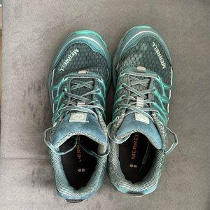Women's Merrell Mix Master Glove Glide RunningShoe